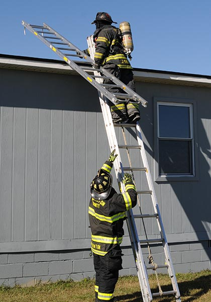 Alco Lite Fire Ladder Fiberglass Fire Ladders